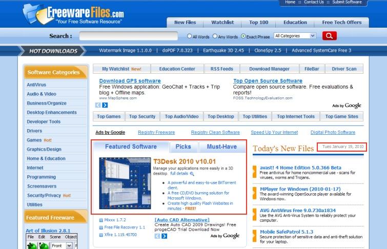 T3Desk-freewarefiles.jpg