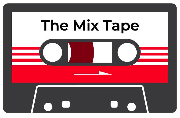 The Mix Tape newsletter cassette logo