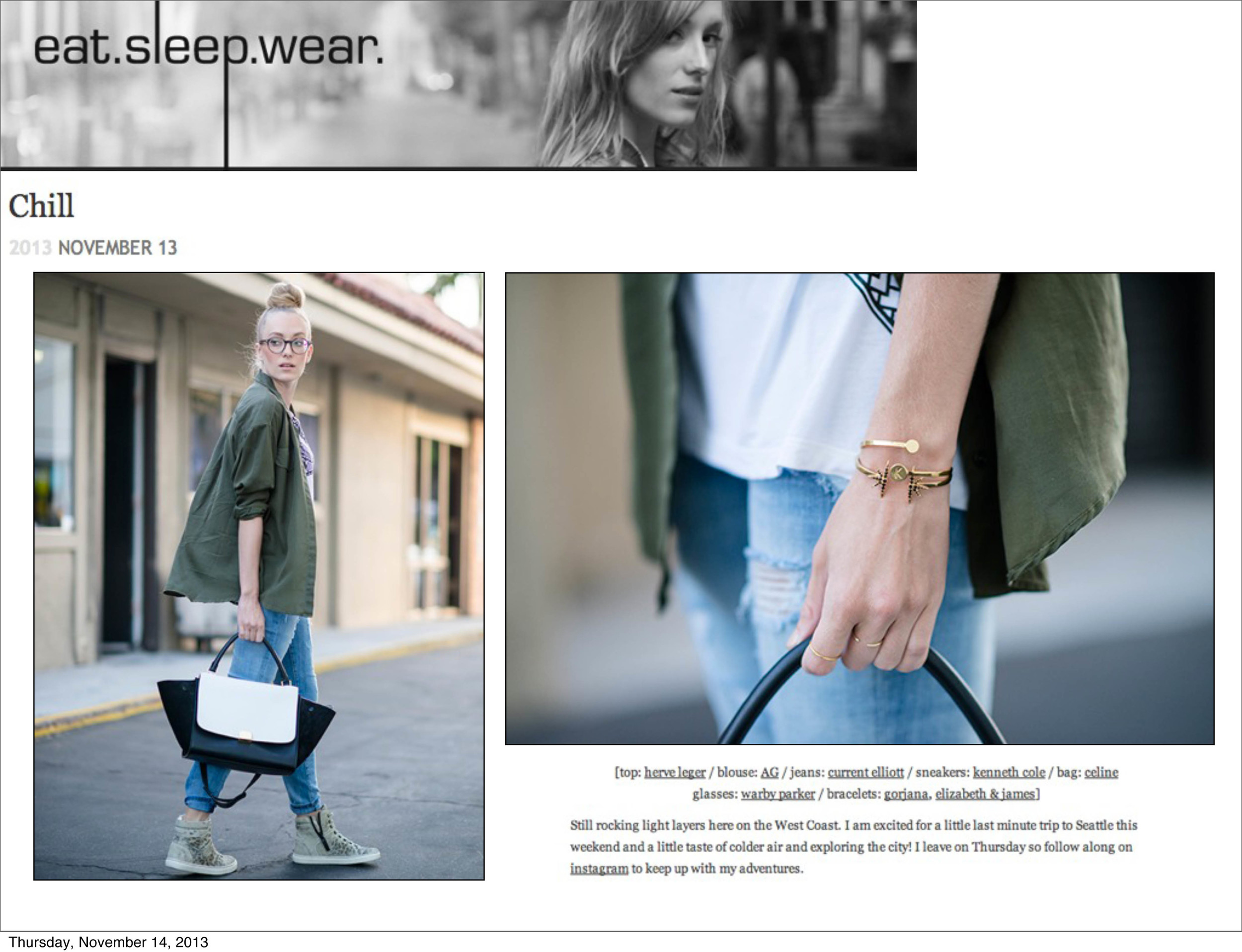 Eat Sleep Wear- The Sway Shirt in Olive