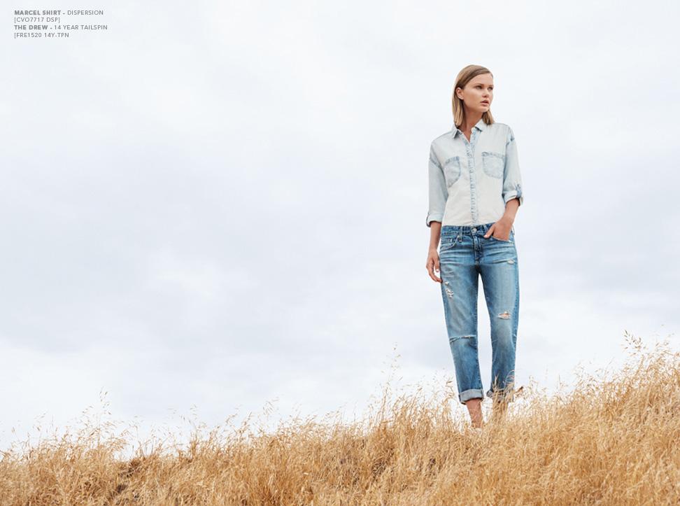 AG Jeans Spring 2014 -
