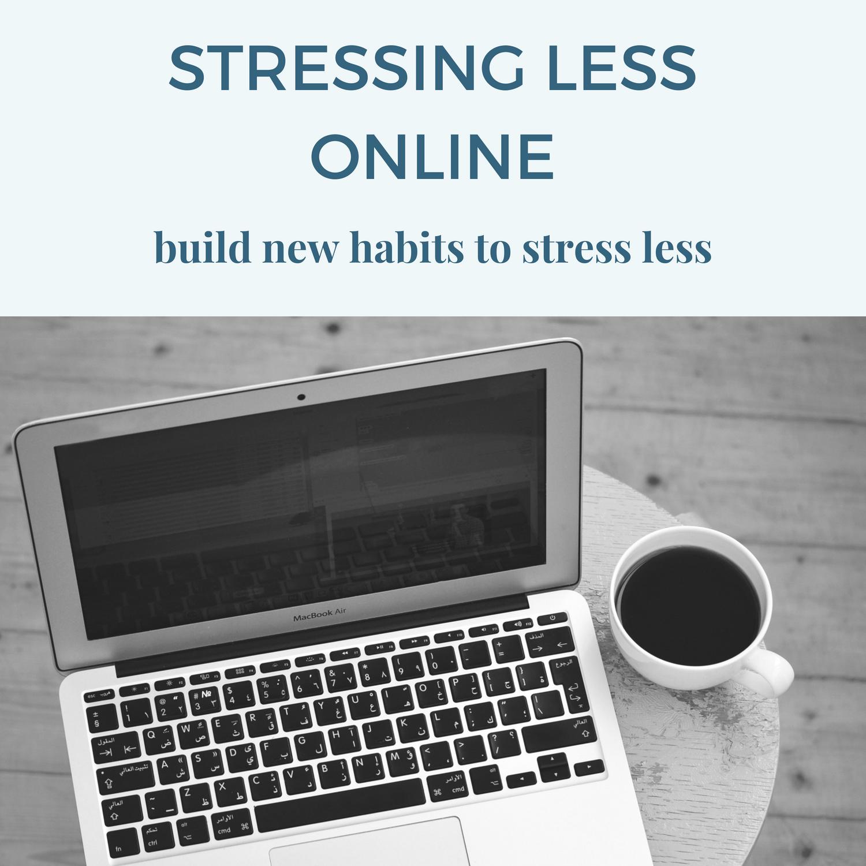 web based stressing less