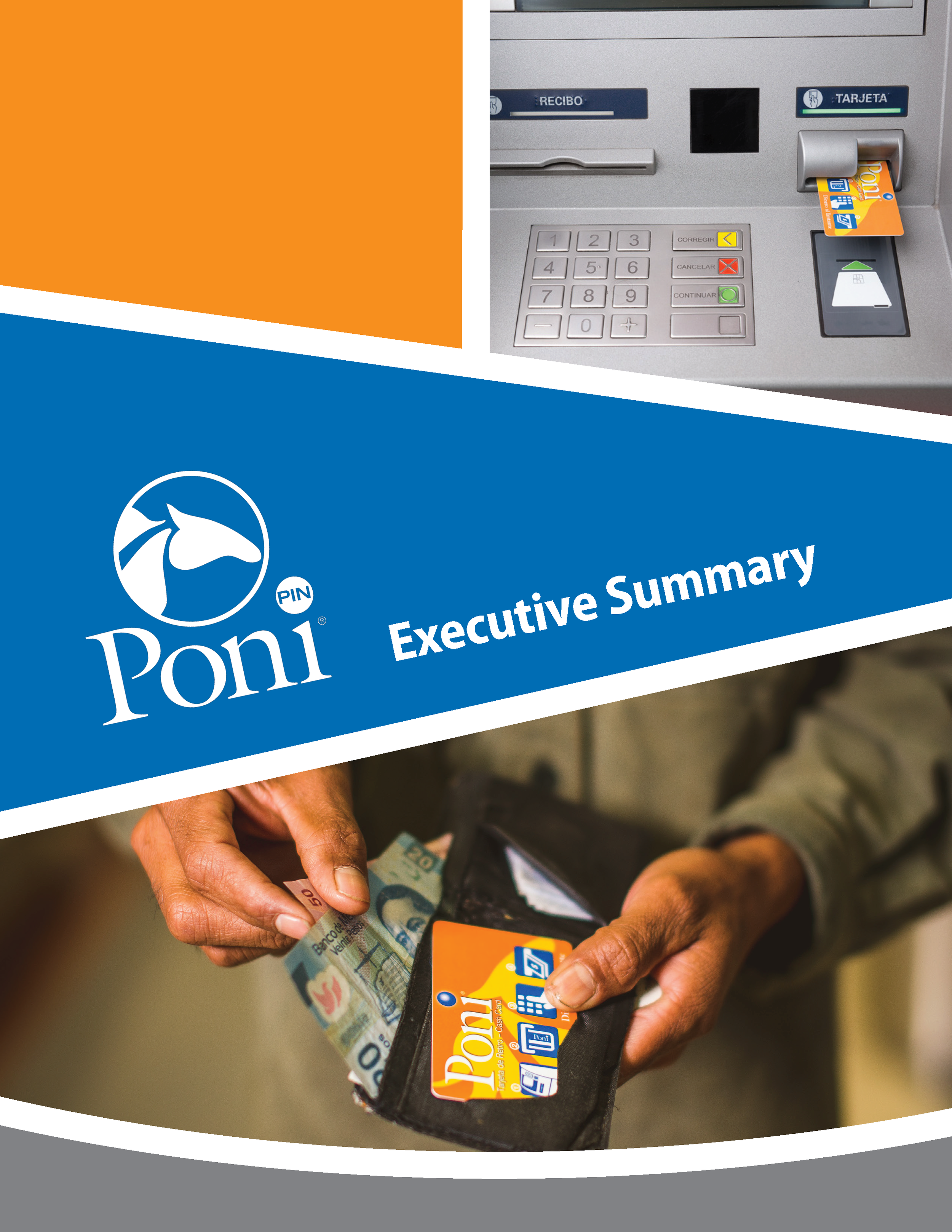 Executive Summary development [cover shown].