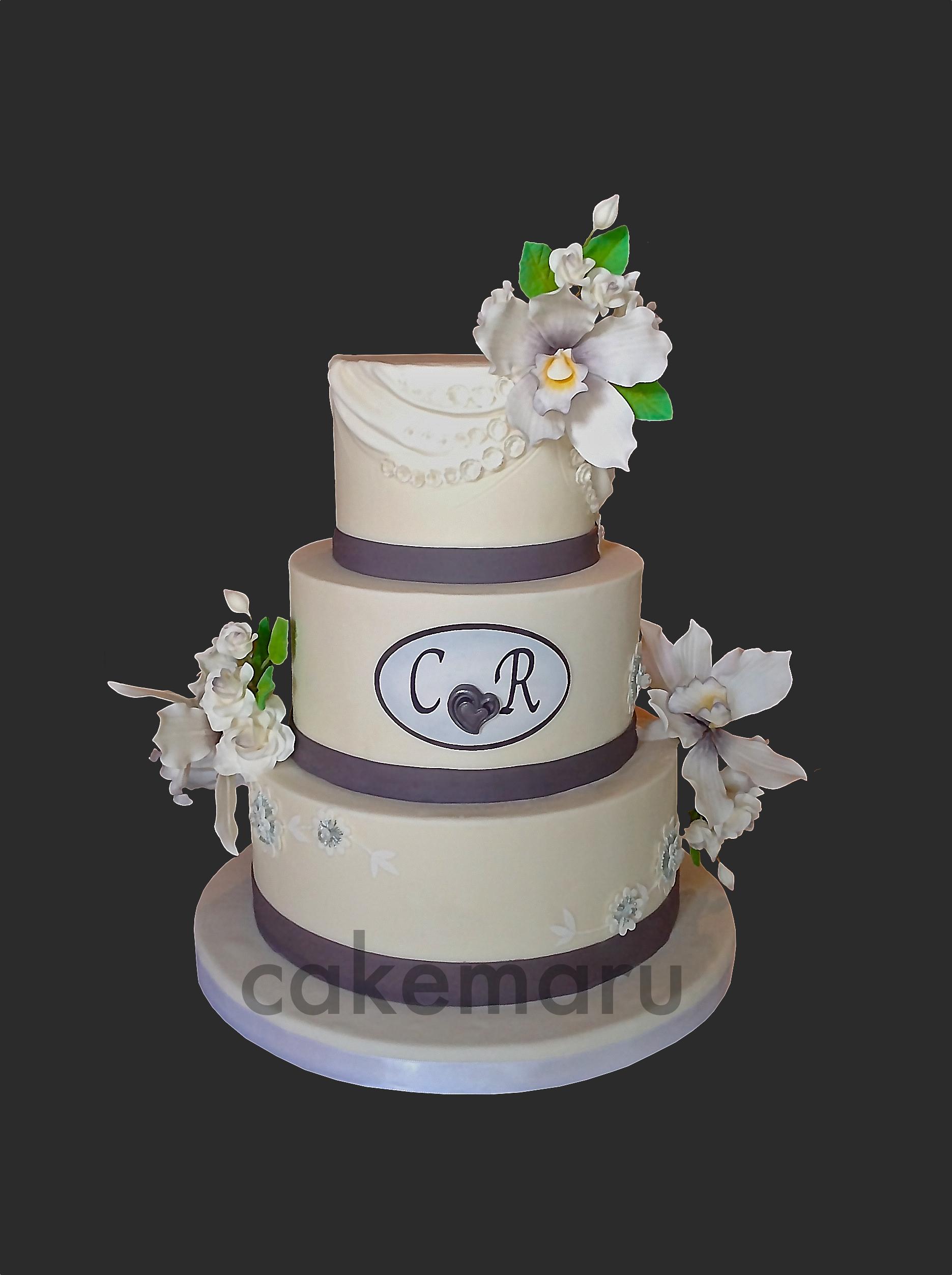 C&R Wedding Cake 1 with name.jpg