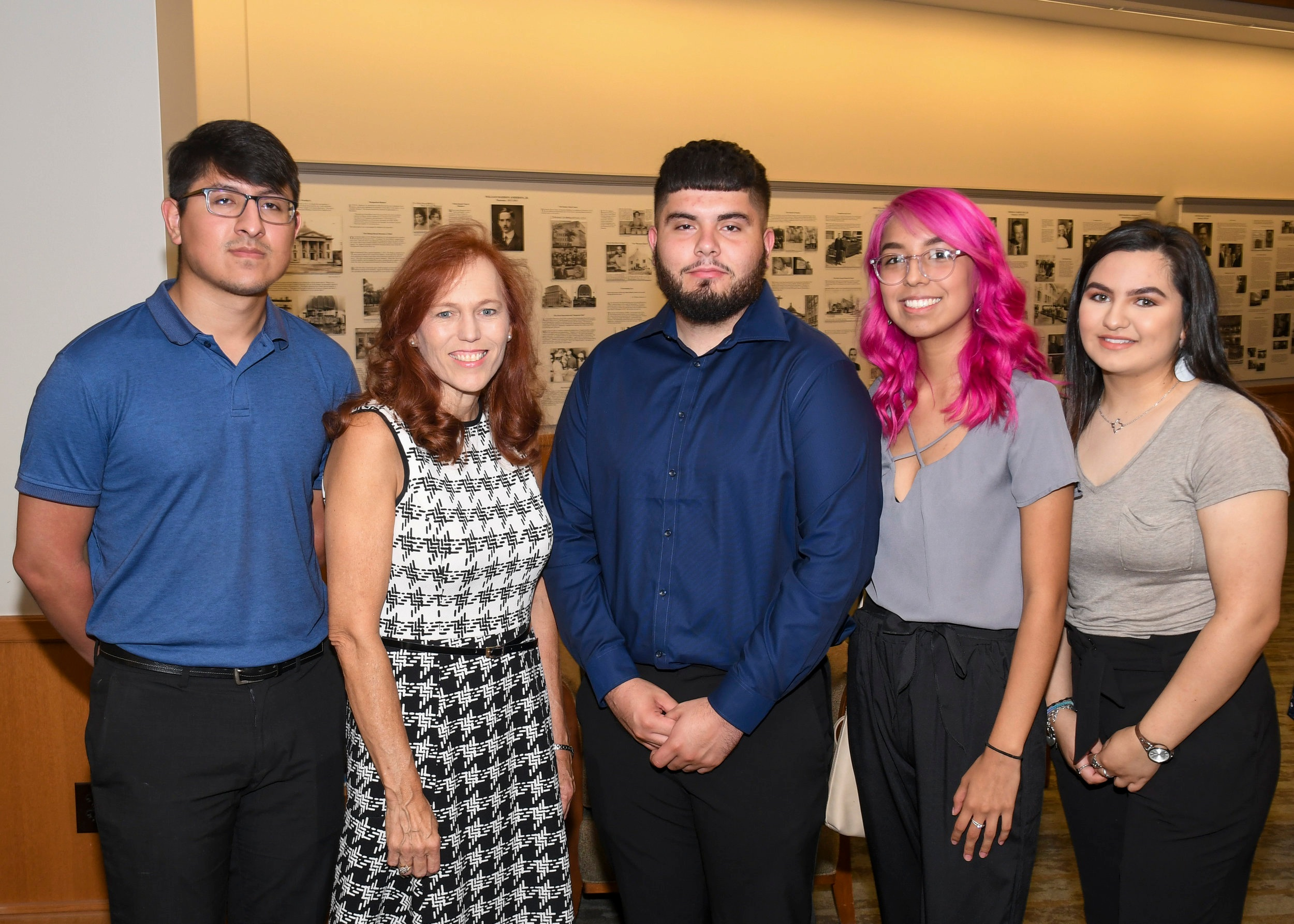 Click the image to view a full gallery of images from Scholarship Sunday 2019.