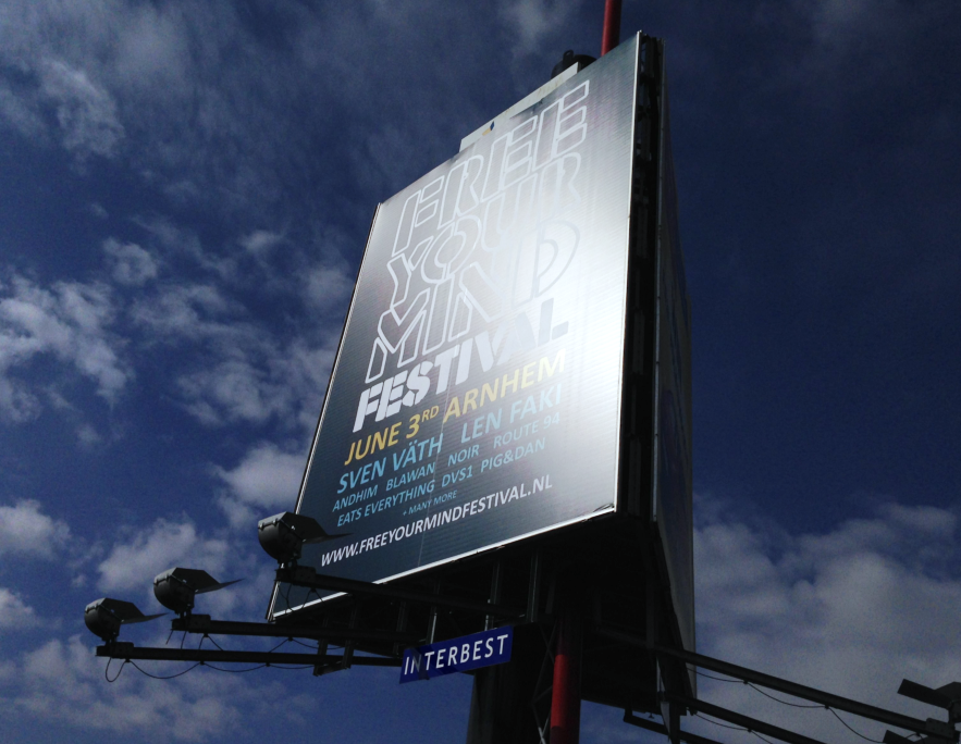 billboard free your mind festival