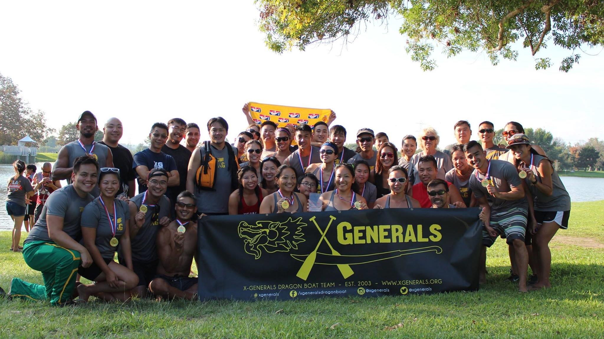 2015 X-Generals
