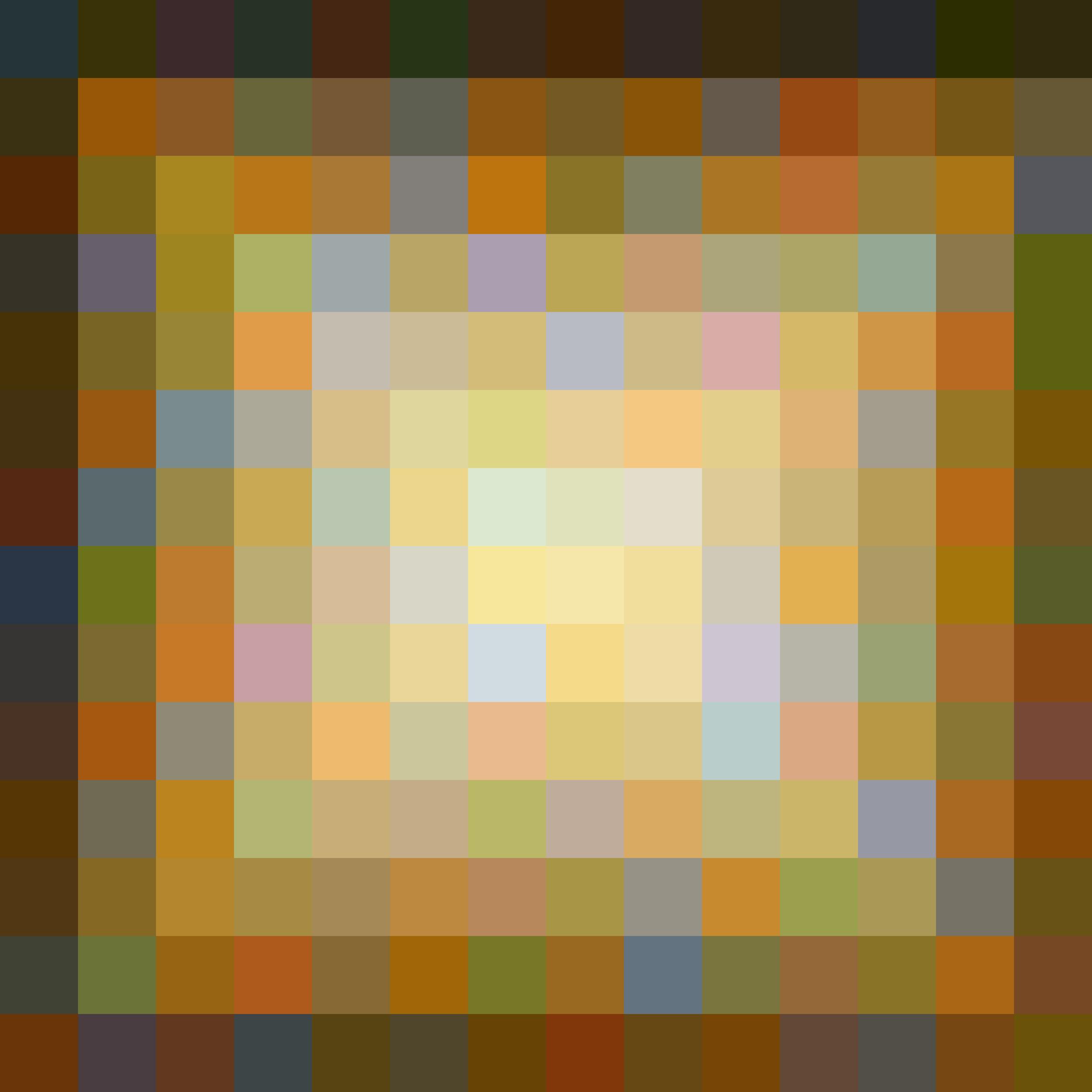 Rembrandt Spiral