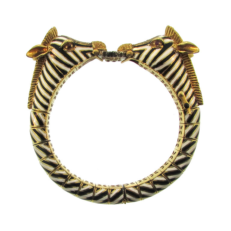 The Zebra Bauble