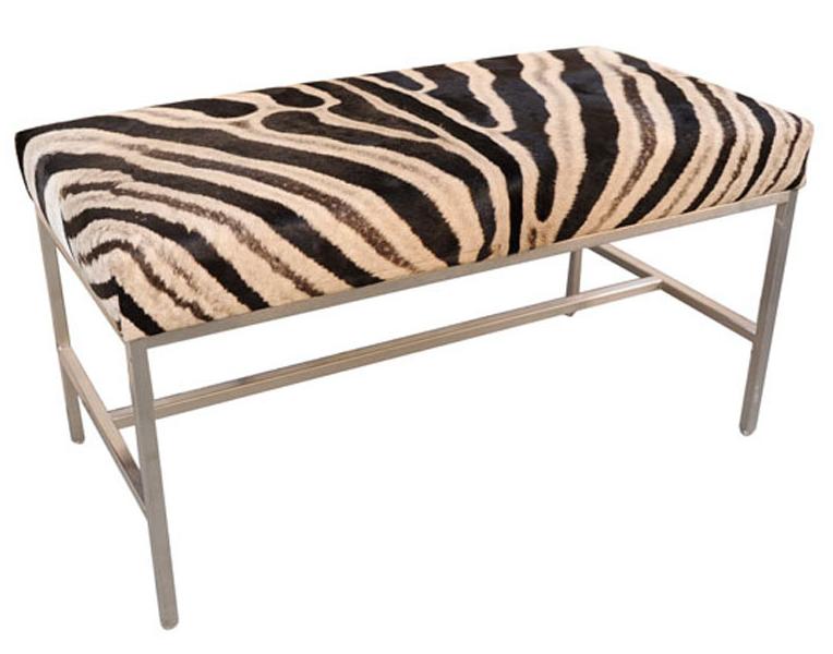 The Re-Purposed Zebra