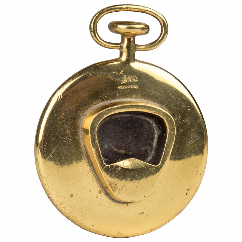 Pocket Watch Bottle Opener