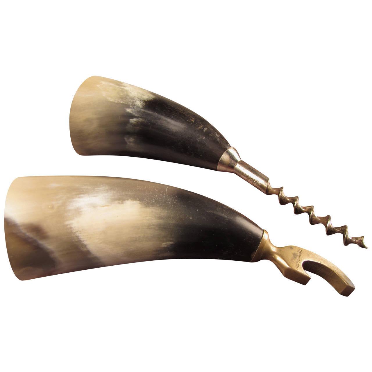 Horn Bar Tools