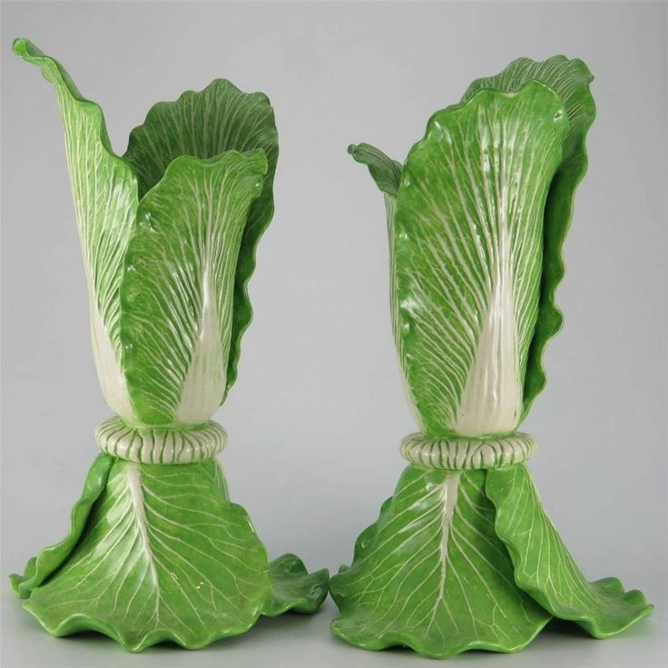 Cabbage Candlesticks