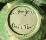 Dodie Thayer Signature