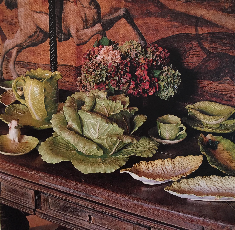 Autumnal Cabbage