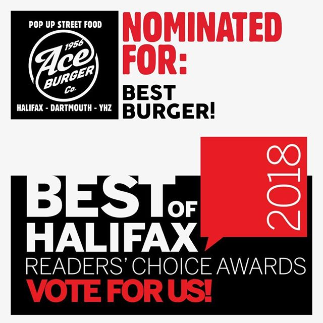 The Vote Begins Tomorrow!  #BOH18 #BatteryParkBeerbar #DowntownDartmouth #nscraftbeer #burgertime #eatlocal #beerbar #beerculture #drink good@beer #iLoveLocalHFX #localconnectionshalifax