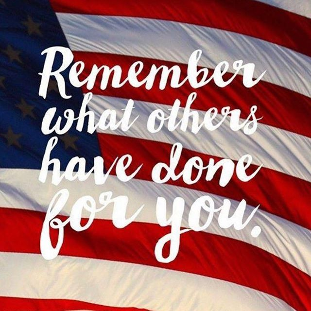 """A hero is someone who has given his or her life to something bigger than oneself"" J.C #memorialday"