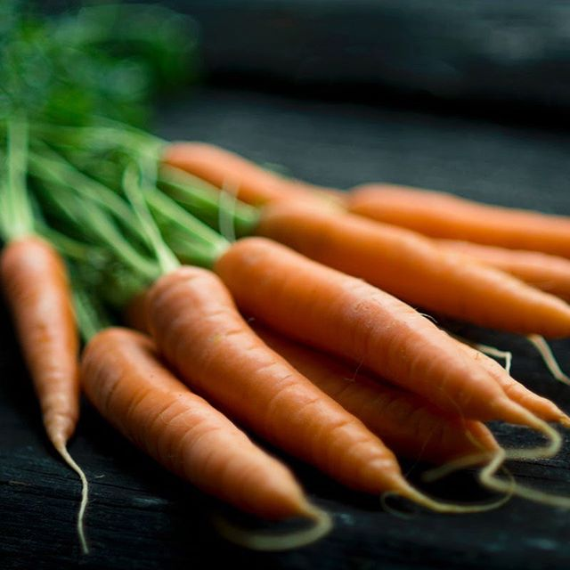 Carrots 🥕 are an excellent source of vitamins, nutrients, and fiber. Carrot juice also increases bile secretion, which can increase metabolism, is a good source of beta-carotene, a type of vitamin A, which is one of the most powerful antioxidants, improve the appearance of your skin, boost your immune system and more 🥕