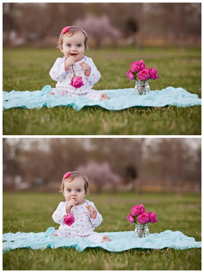 Rosie _ One Year