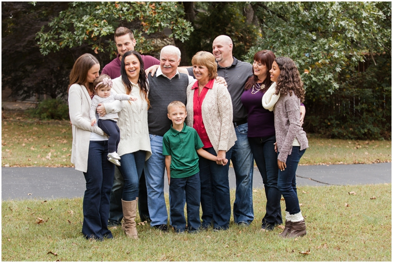 McClean and Smith Family