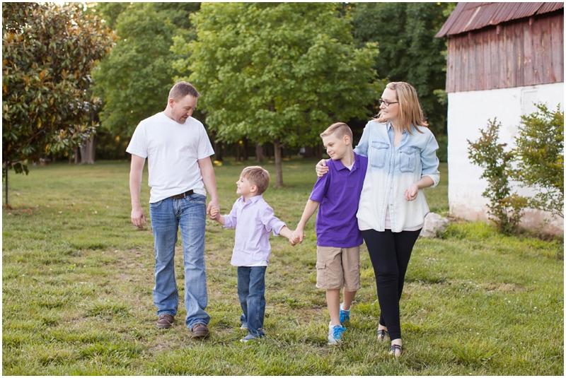 The White Family
