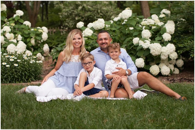 The Fraser Family