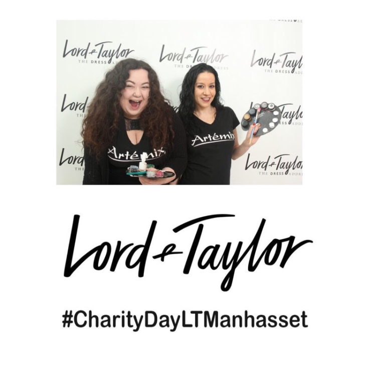 Lord & Taylor Charity Day