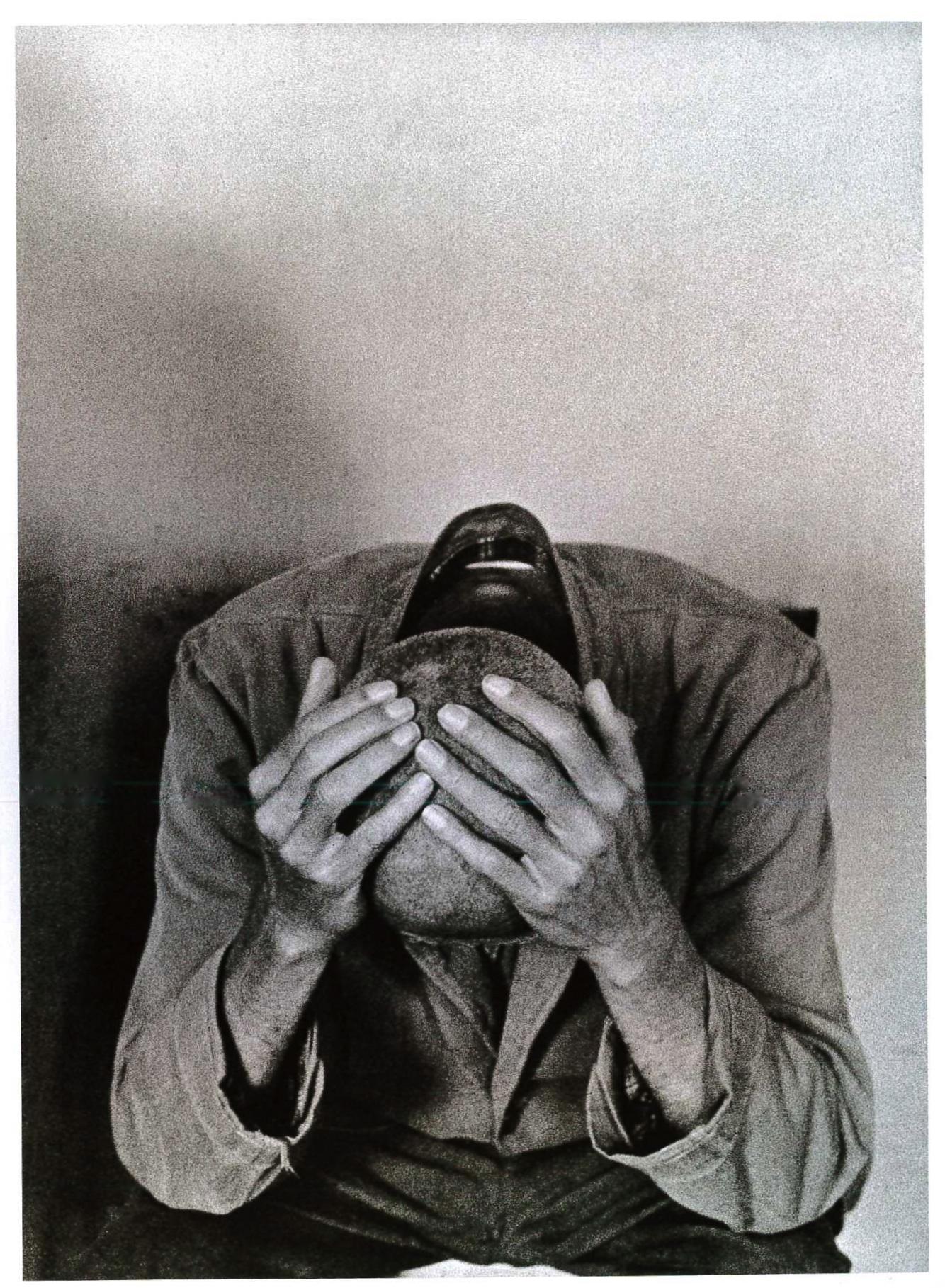 Ospedale psichiatrico. Parma, 1968.