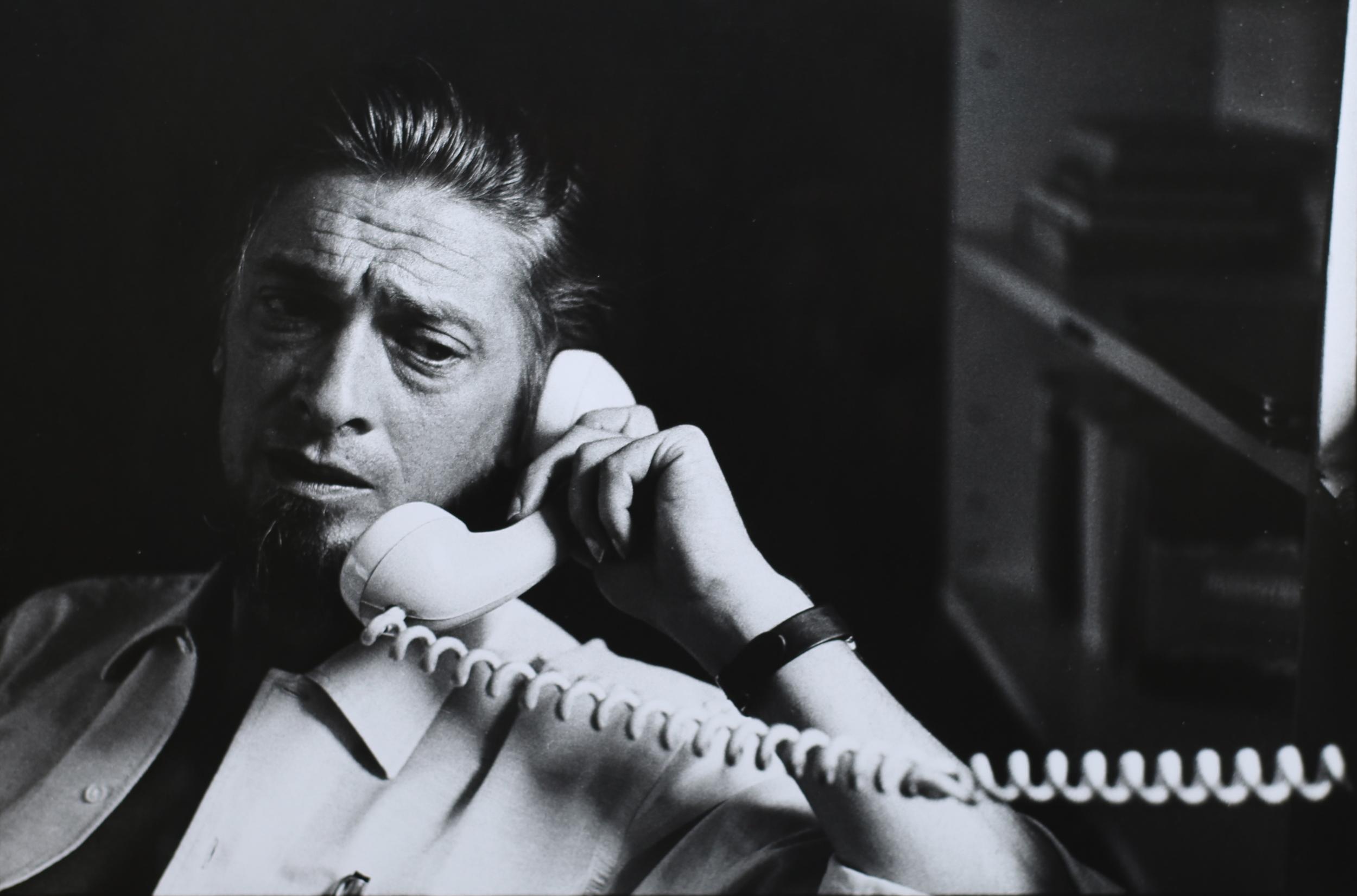 Carlos Barral, editore e poeta. Barcellona, 1969.