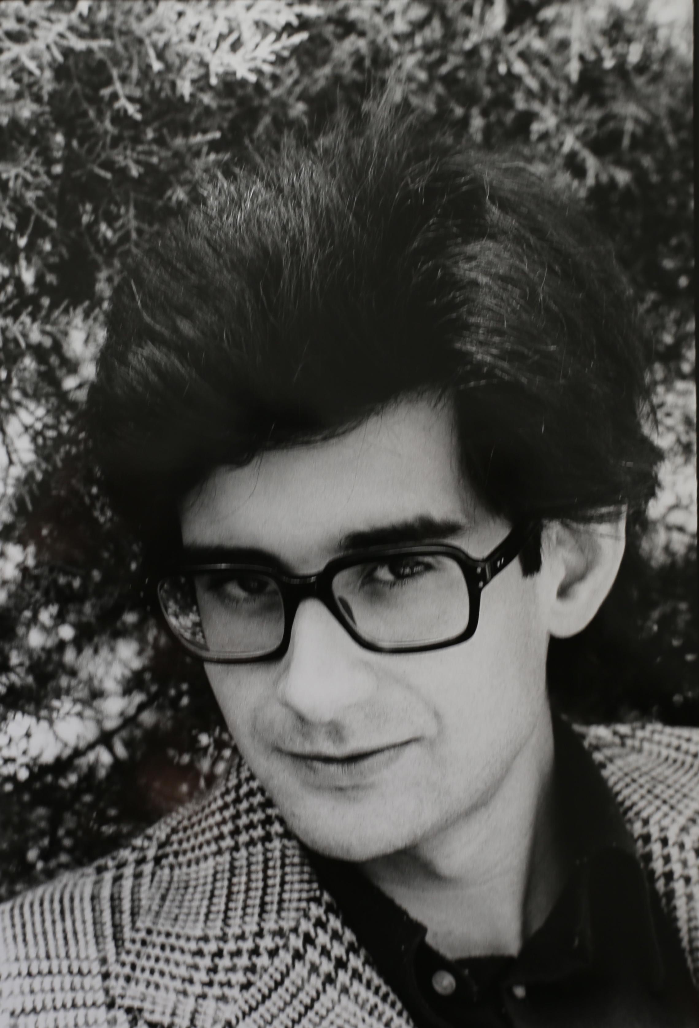 Andrés Ràbago Garcia (Ops), cartoonist. Madrid, 1973.