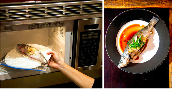 Creating a Dish is More Than Just Reheating One (January, 2013): On microwave cooking