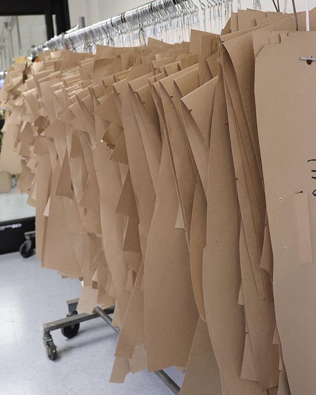 Paper patterns waiting to get cataloged away for our customers next garments • • • #paperpatterns #alwaysbefaithfultoquality #handsewn #madeinamerica #menswear #sartorial #suitup #suiting #handmade #tailored #tailoring #gentlemen #bespoke #traditional #custom #chicago #classic #timeless #elegance #craftmanship #styleinspo #mensstyle #mensfashion #quality #gq