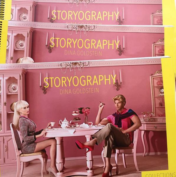 Book Design    Photo: Dina Goldstein