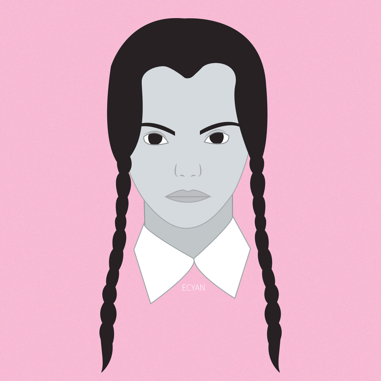 On Wednesdays We Wear Pink  -  Illustrator