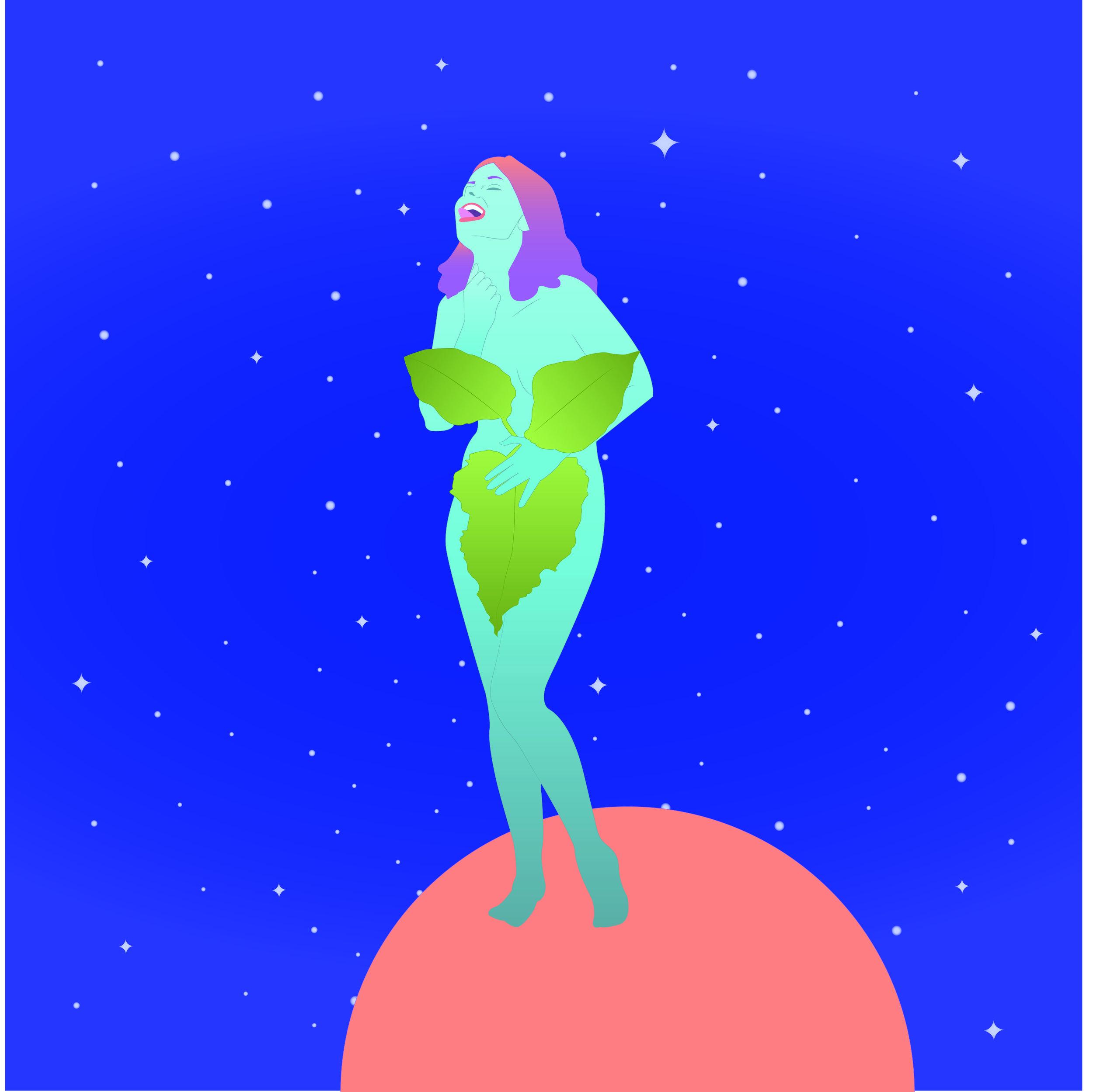 Björk  -  Illustrator