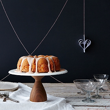 Walnut Cake Stand  | Food52