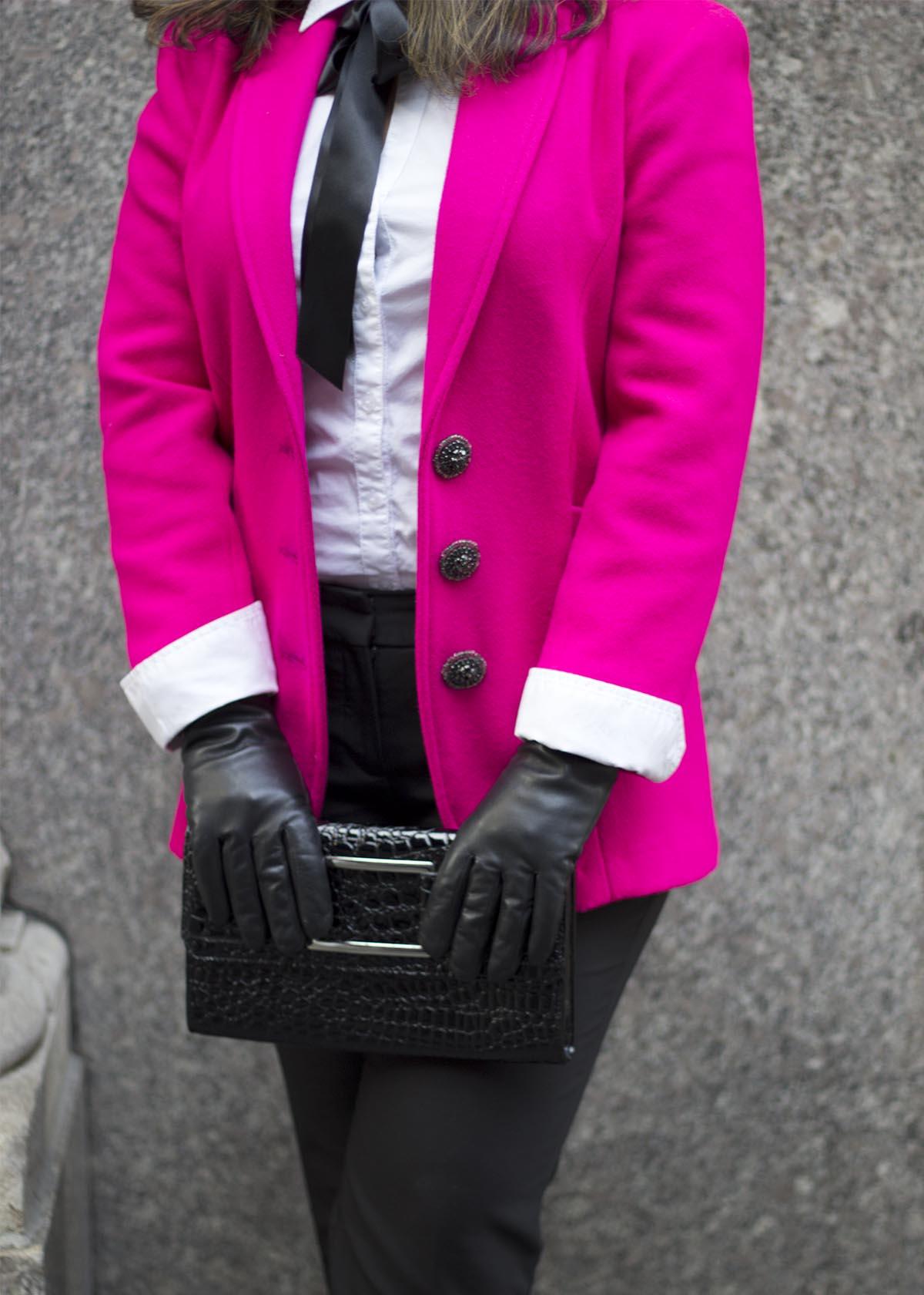 Pink Blazer www.krityshrestha.com