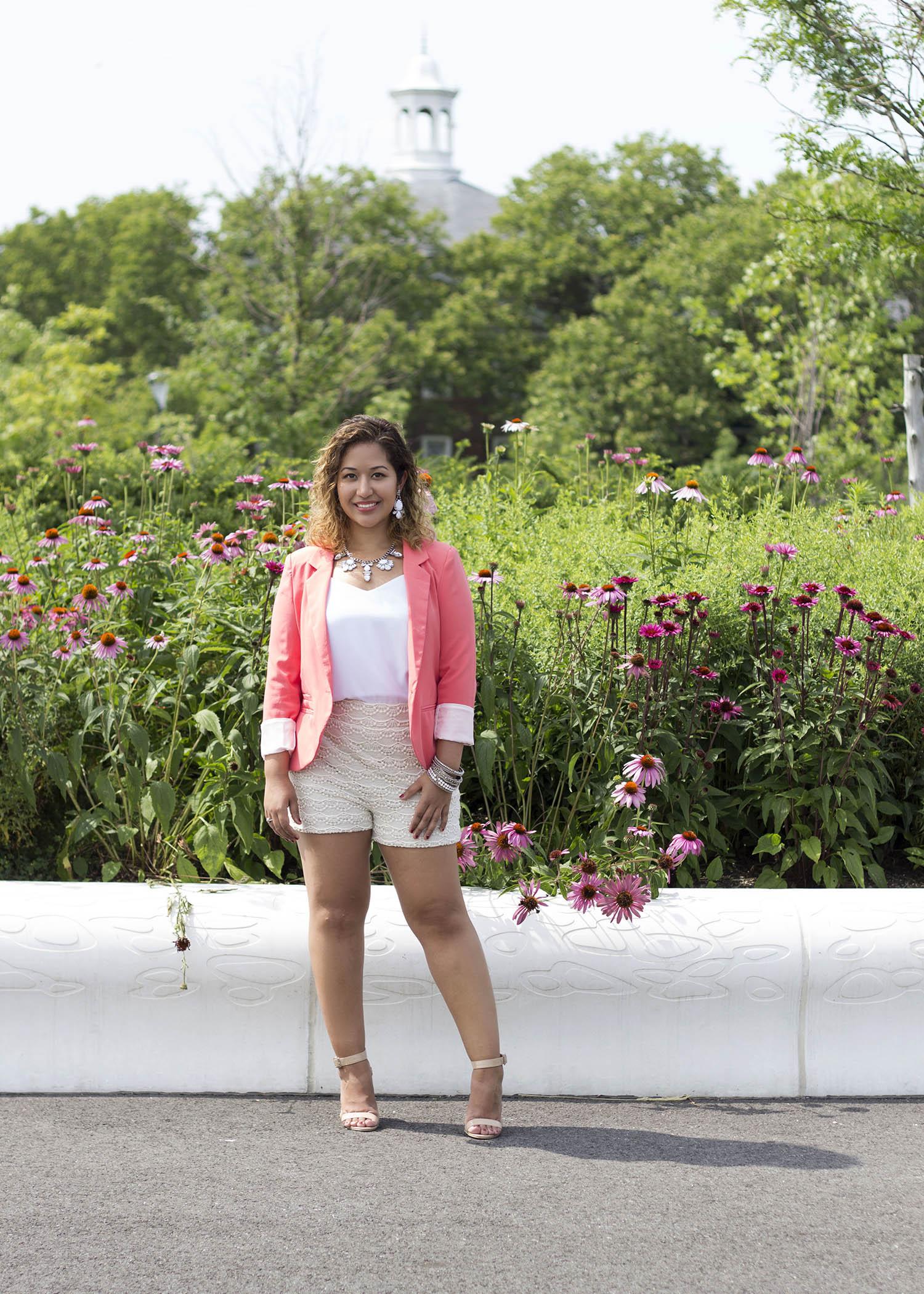 Summer Shorts www.krityshrestha.com