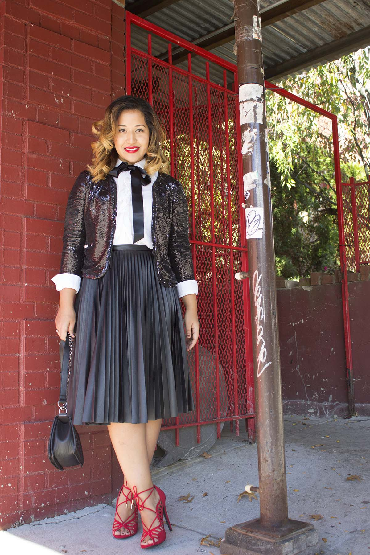 Holiday Outfit Inspiration www.krityshrestha.com