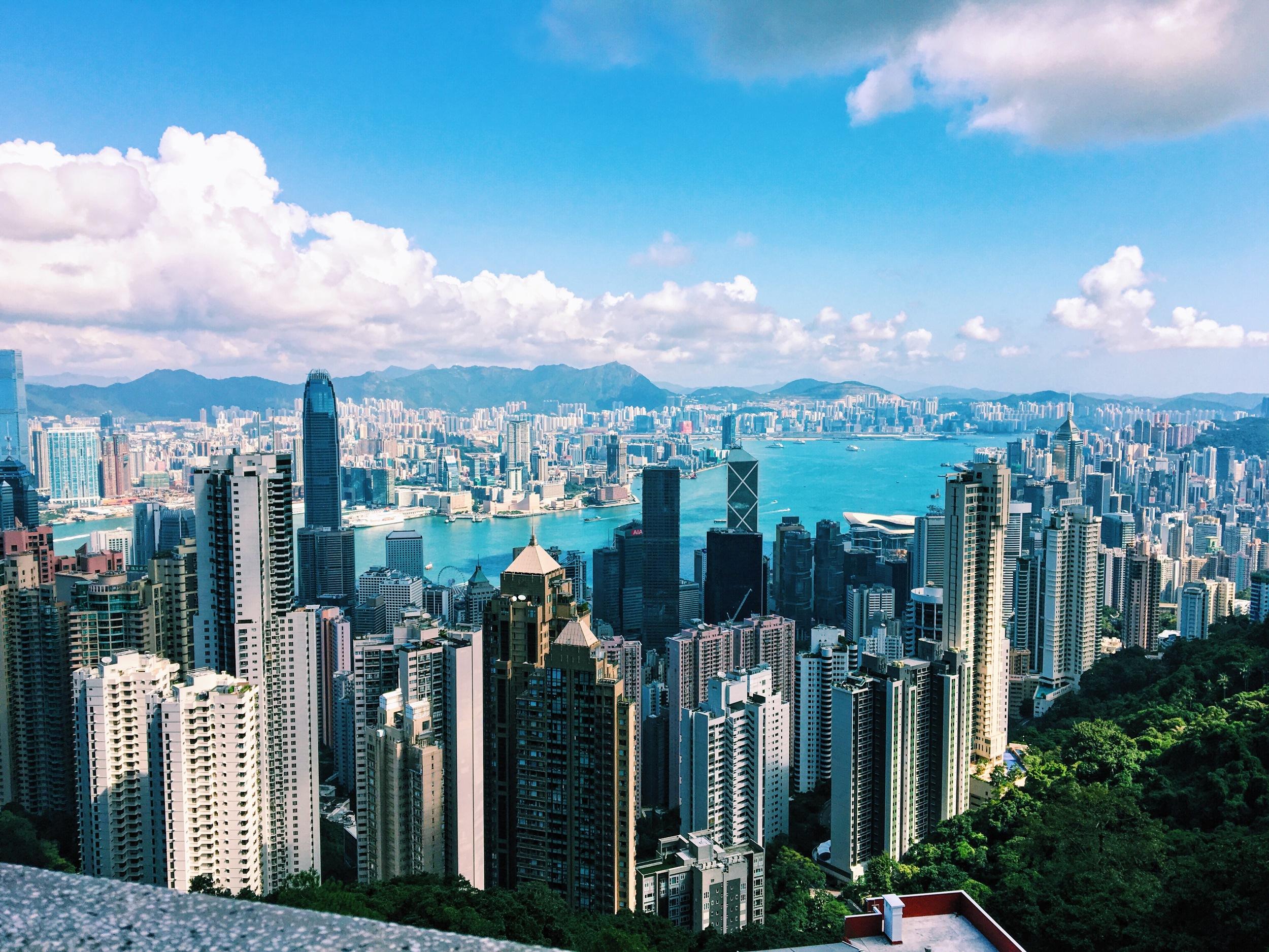 Victoria Peak Hong Kong