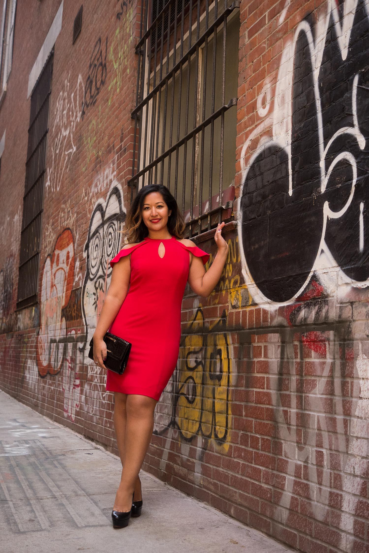 Little Red Dress