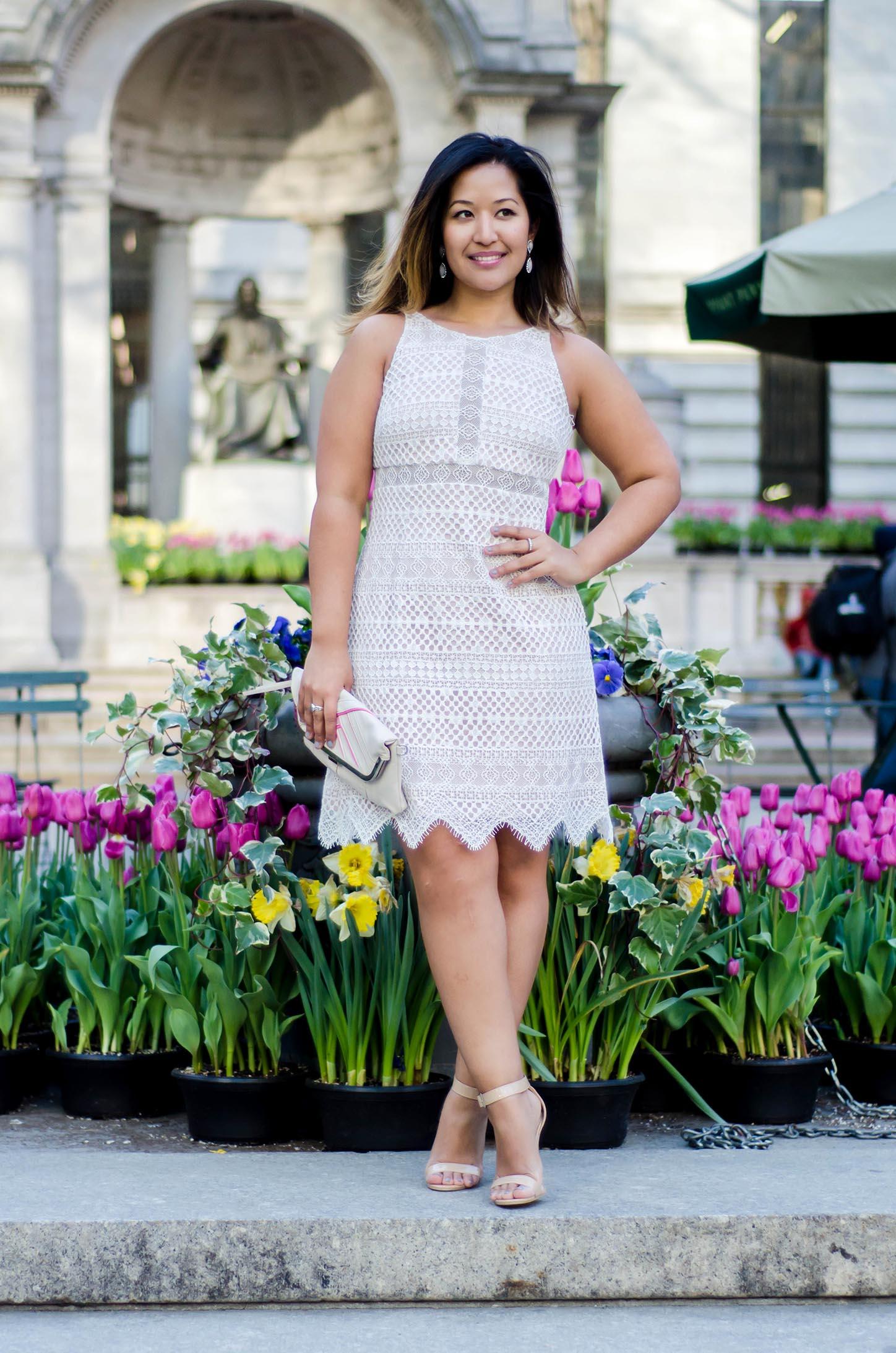 Little Lace Dress