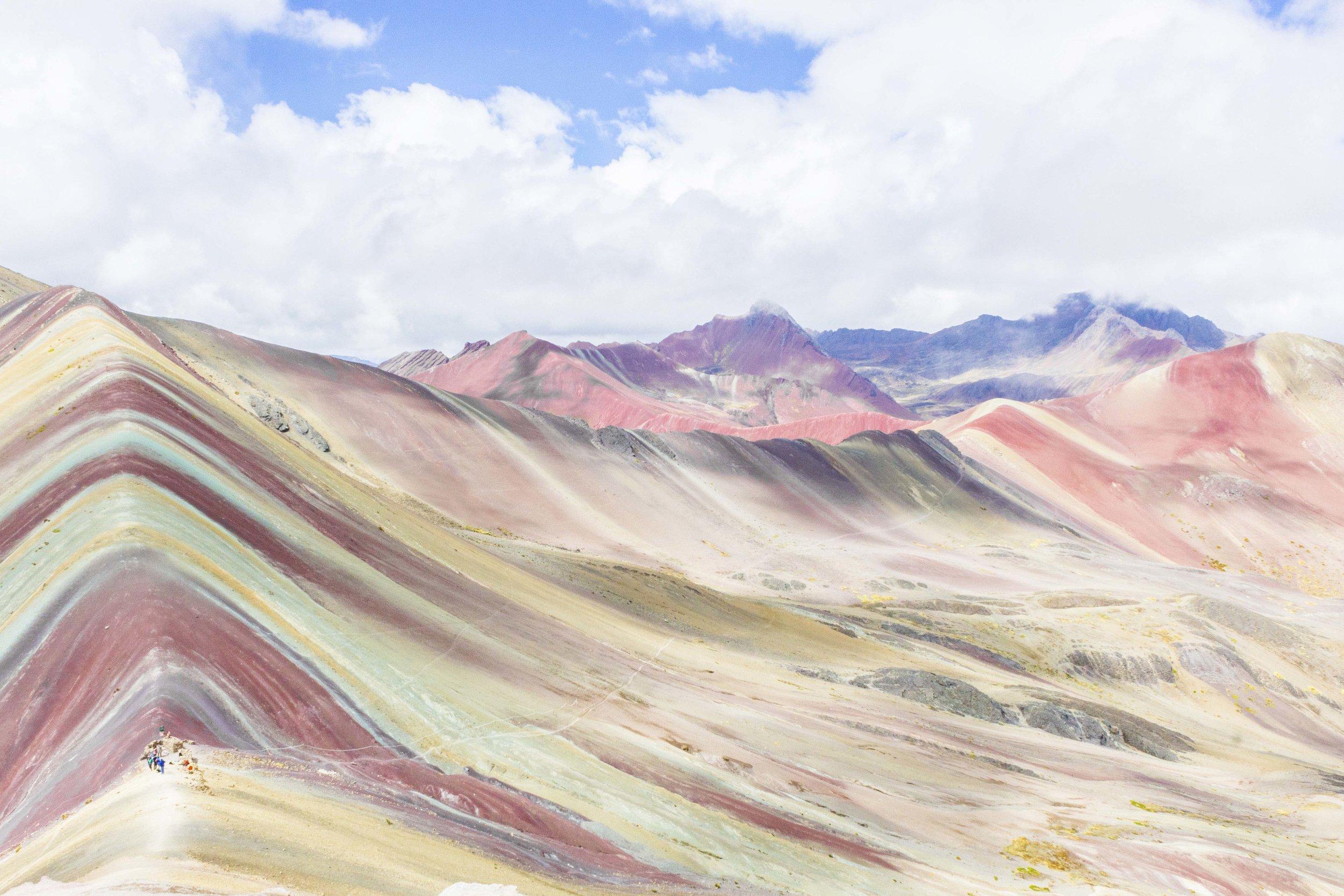 Rainbow Mountain www.kritys.com