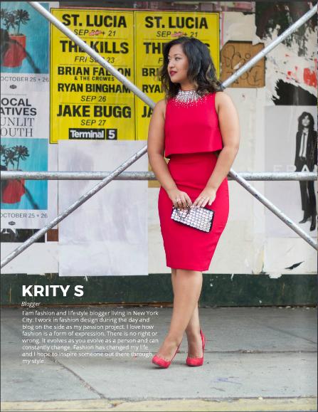 Krowd Magazine Feature