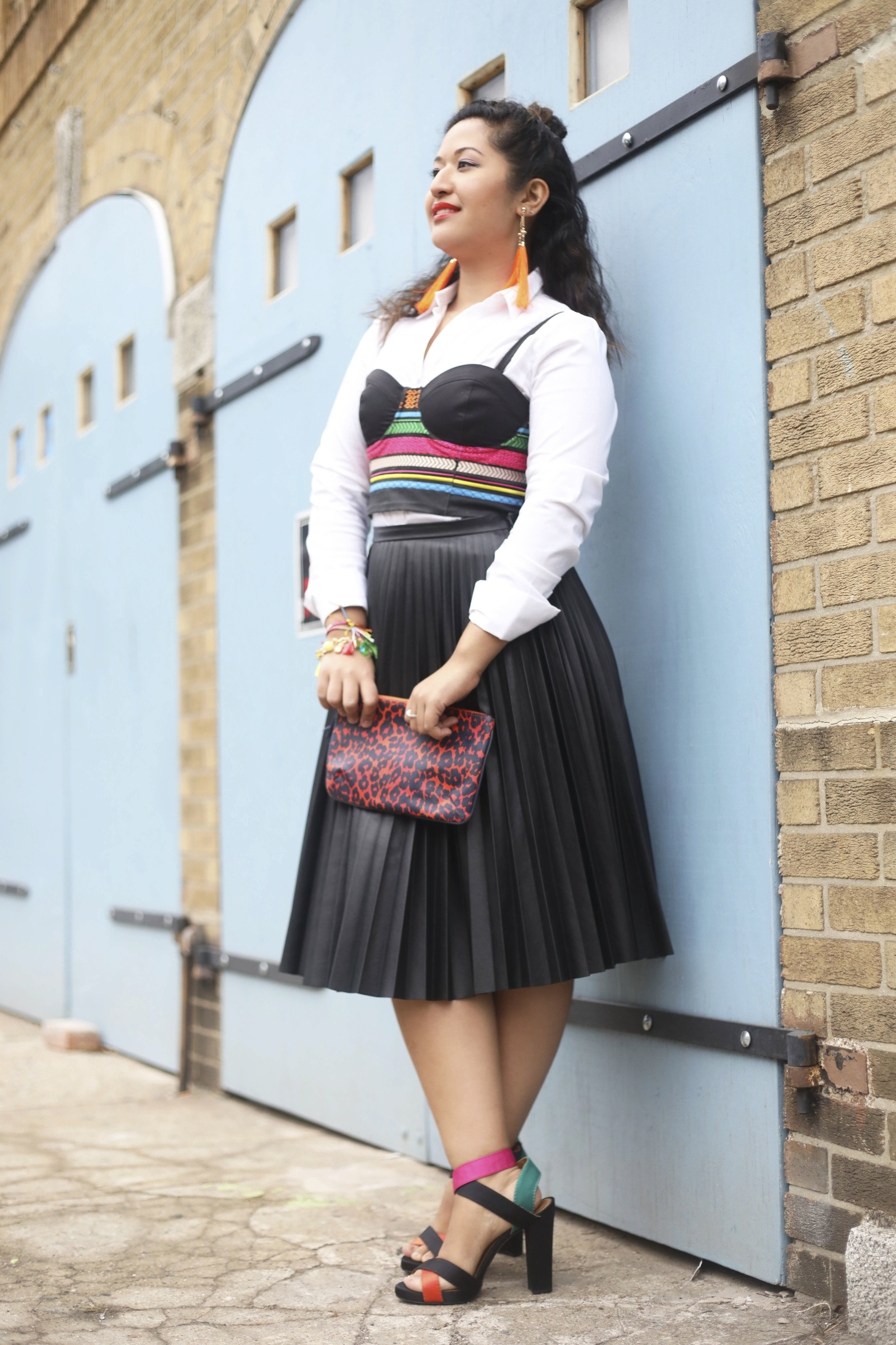 Krity S Spring Layering
