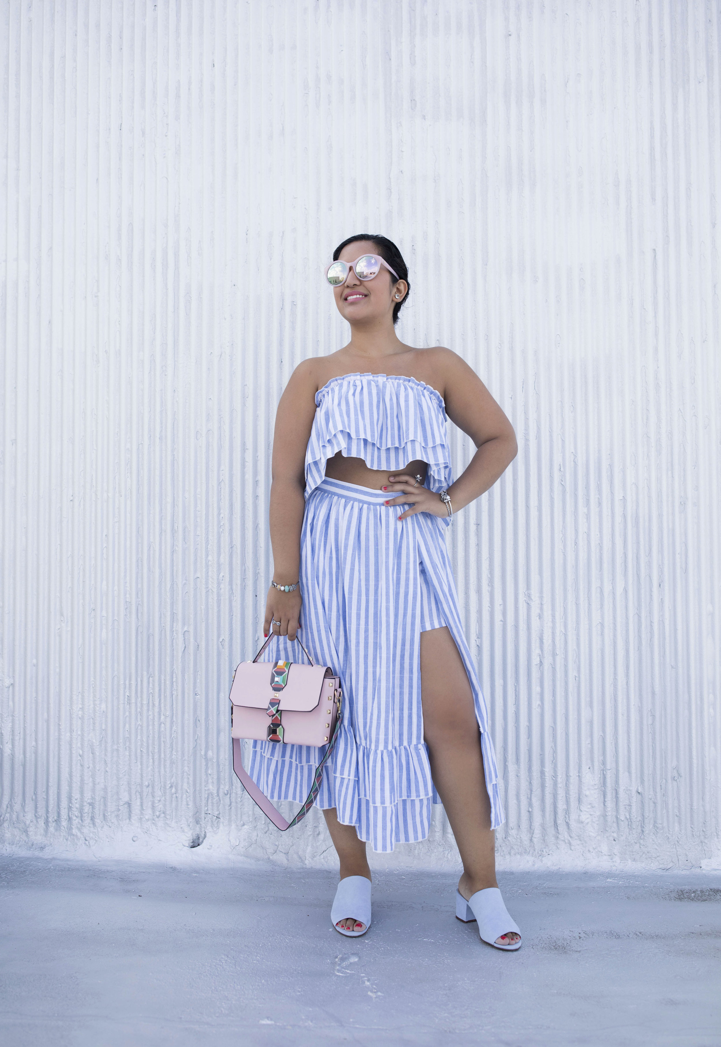 Krity S x SheIn x 2 piece stripped set2.jpg