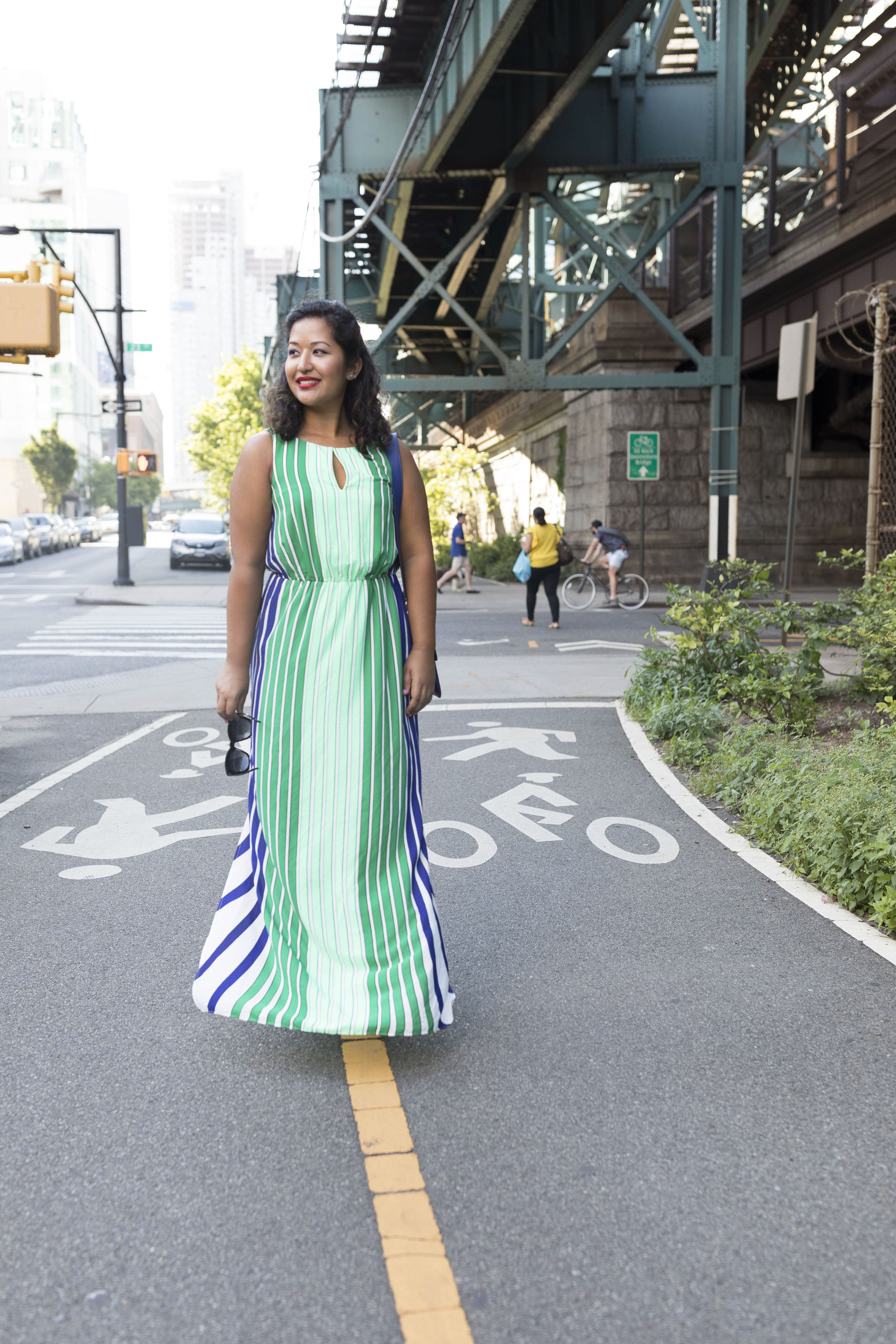 Krity S x Adrianna Papell x Stripped Maxi1.jpg
