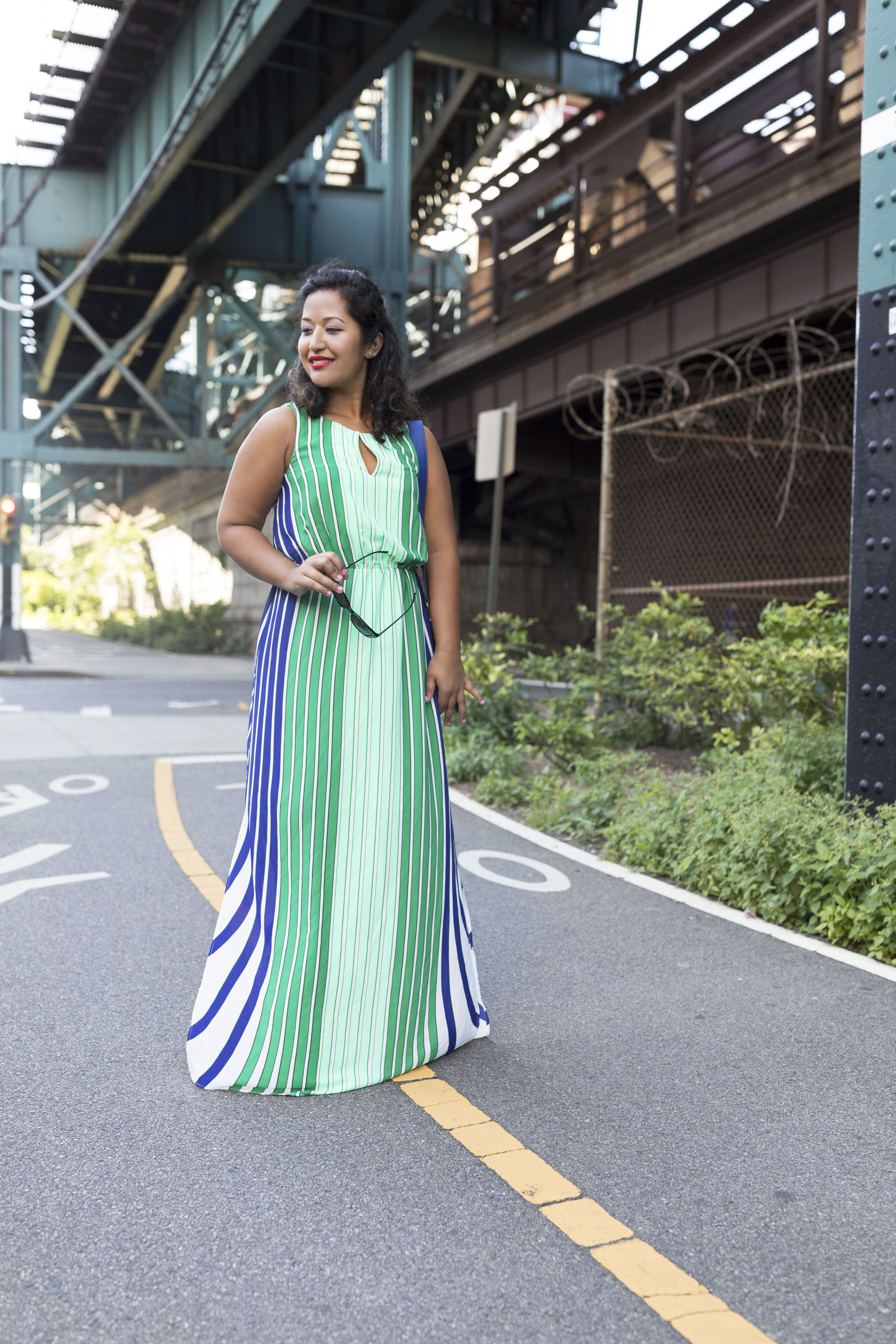 Krity S x Adrianna Papell x Stripped Maxi2.jpg