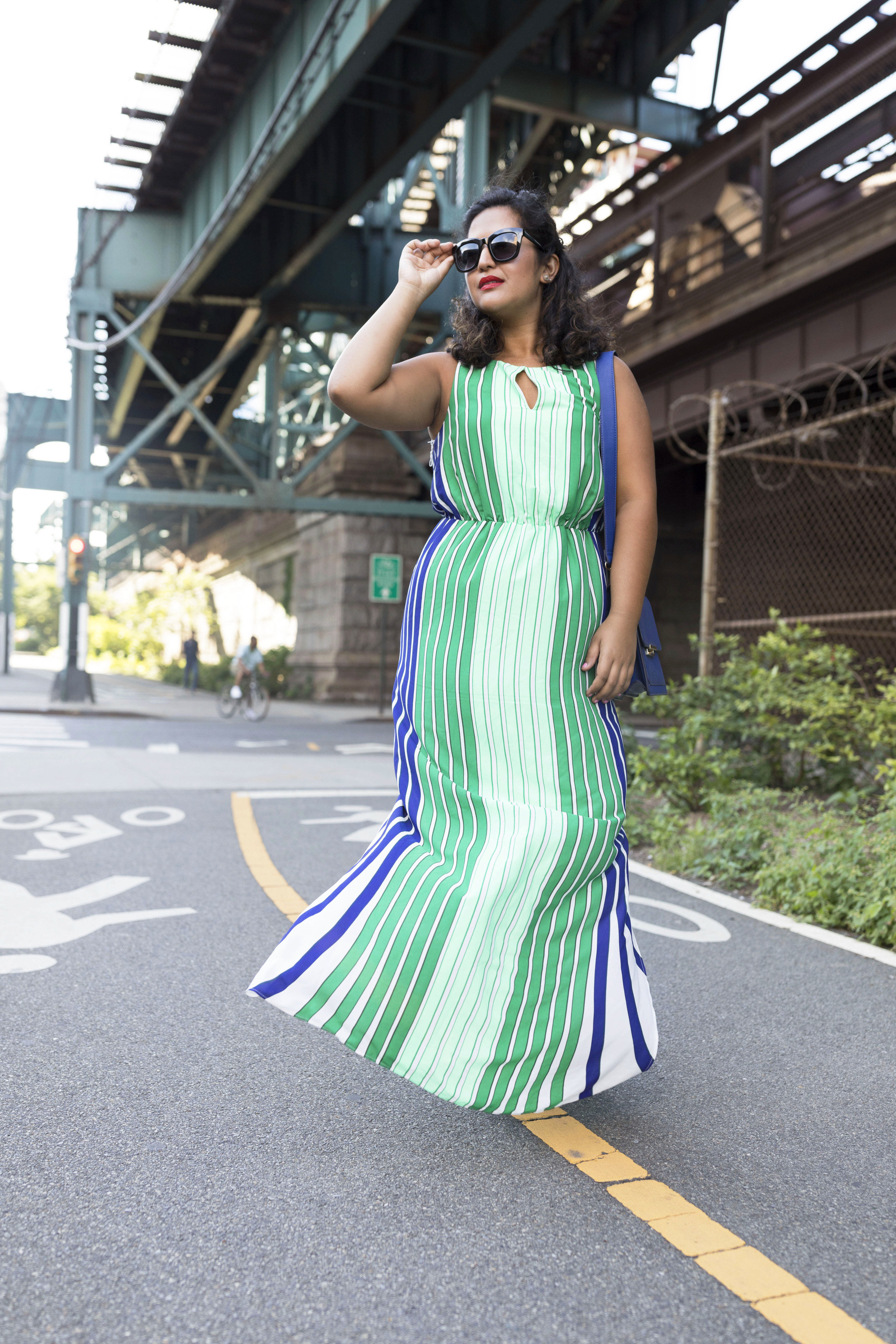 Krity S x Adrianna Papell x Stripped Maxi4.jpg