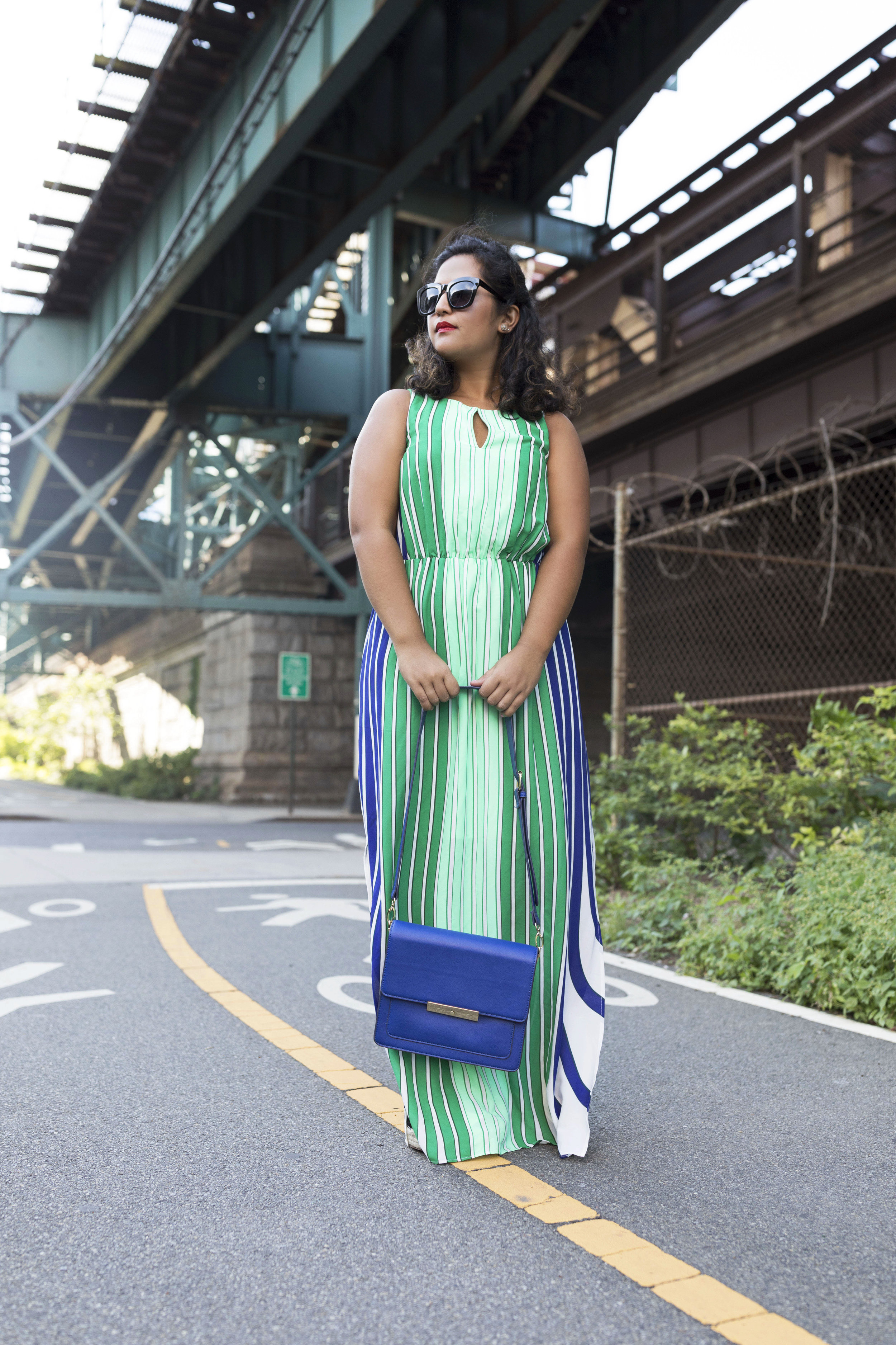 Krity S x Adrianna Papell x Stripped Maxi5.jpg