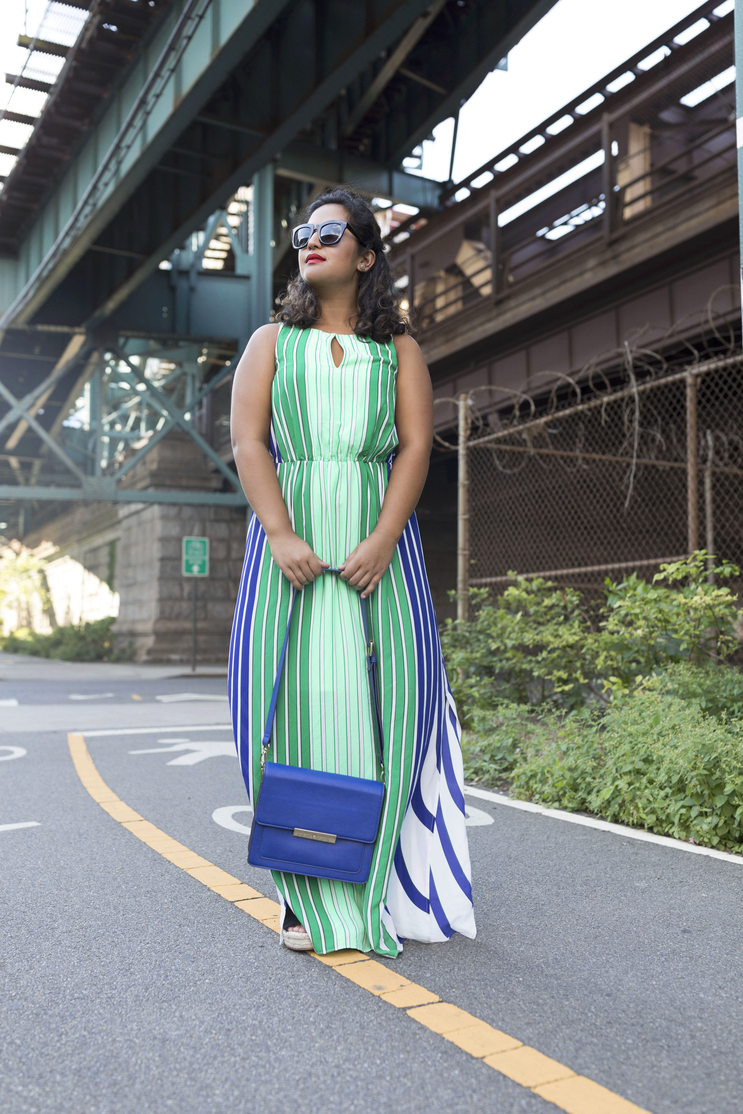 Krity S x Adrianna Papell x Stripped Maxi6.jpg